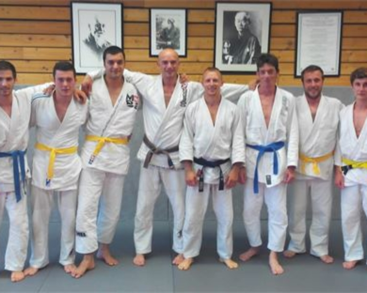 Ju-Jitsu à L'abresle